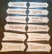 plaques (plywood)